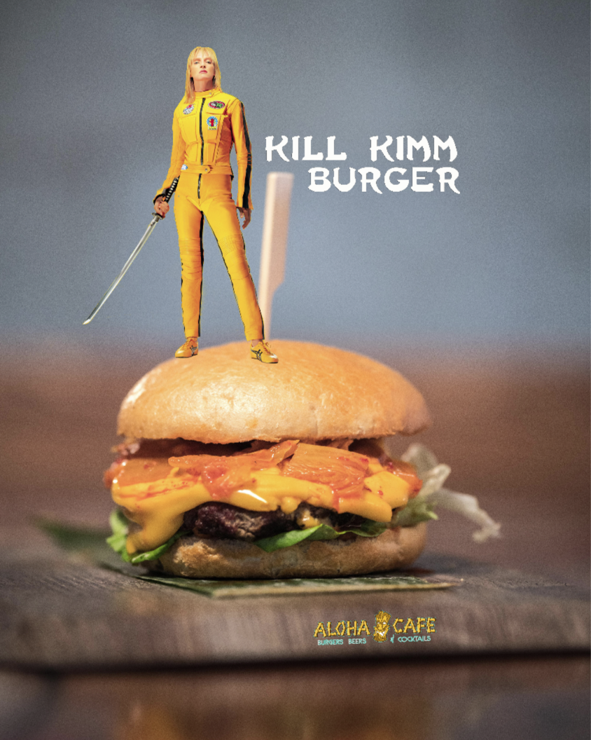 kill kimm burger